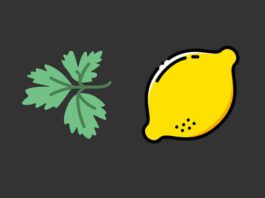 Tümörleri Temizleyen Limon ve Maydanoz Karışımı